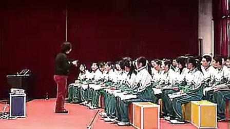 高二高中音乐优质课视频《非洲歌舞音乐》课堂实录