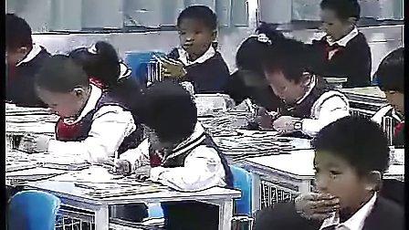 小学一年级美术优质课视频展示《涂色游戏》视频课堂实录