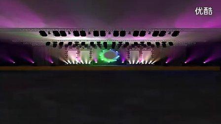 舞台灯光秀 灯光效果设计