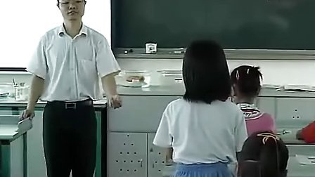 小学三年级科学优质课展示《马铃薯在水中是沉还是浮》视频实录