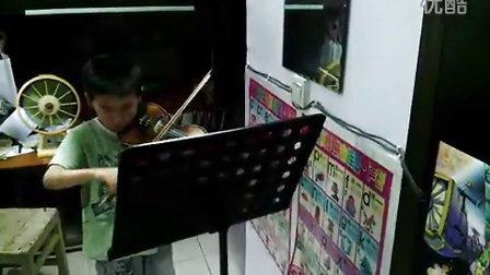 小提琴《四季调》