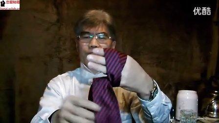 领带时尚快速打法(半温莎结,全温莎结等)