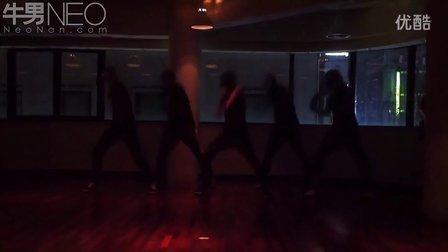 韩国 A-PRINCE Cover Dance Chris Brown