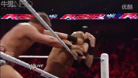WWE20120528 Christian vs. The Miz