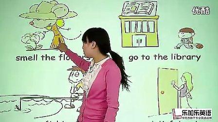 乐加乐英语春季班知识点复习--剑二下