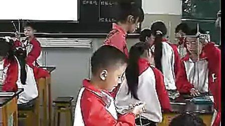 五年级科学优质课《摆的研究》视频课堂实录2
