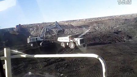 國電平莊煤業元寶山露天煤礦
