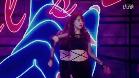 GIRL'S DAY - SOMETHING  MV  舞蹈版