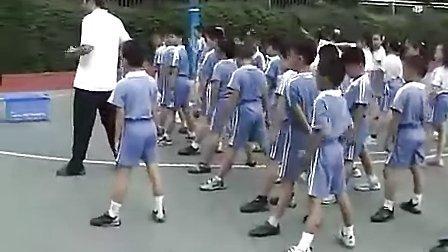 小学五年级体育优质课视频《持物投准》_涂正根_小学体育优质课视频_视频课堂实录