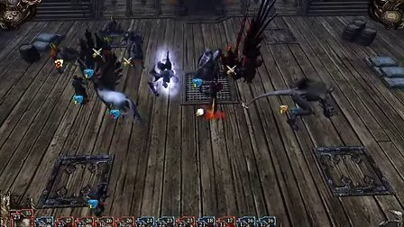 圣戰群英傳3重生steam對戰:帝國VS詛咒