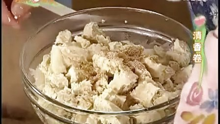 20120802《現代心素派》香積料理--清香捲 (新北淡水李美惠師姊)