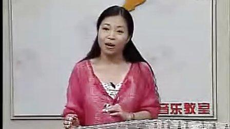 古筝曲谱 古筝 小城故事