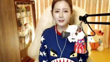韩国大胸美女主播激情表演4
