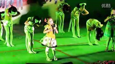 童童幼儿园毕业表演