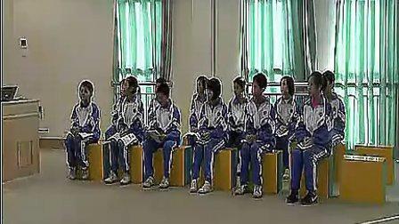 《行进中的歌》新课程初中音乐广东省名师视频课堂实录