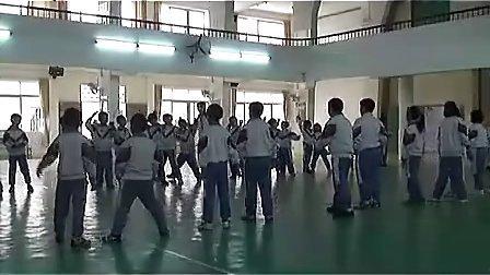 体育三年级公开课优质课视频课堂实录专辑