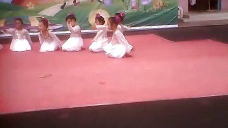 2012年三和中心幼儿园中班舞蹈