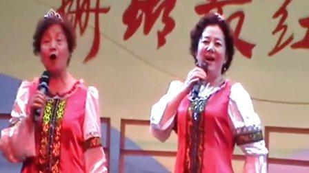 女聲二重唱.山楂樹.重慶喀秋莎合唱團.鄧敬莊-李慧.珊瑚小學.