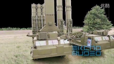 S-300VM 反导系统作战模拟