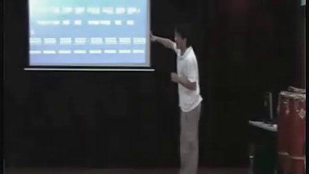 小学五年级音乐优质课展示《音乐部落》_邢老师视频课堂实录
