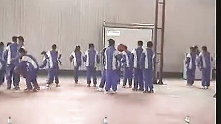 七年级初中体育优质课展示《篮球》_视频课堂实录