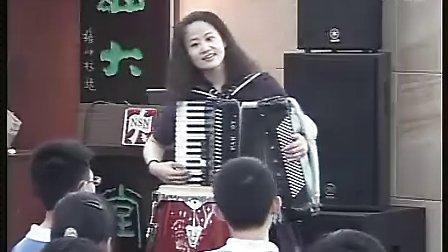 高二高中音乐优质课《鼓舞非洲》视频课堂实录