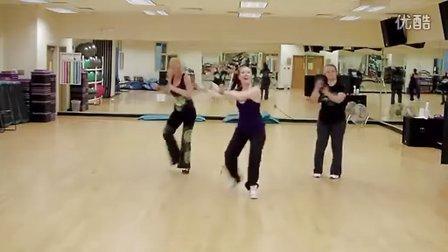 健身舞   功夫熊猫