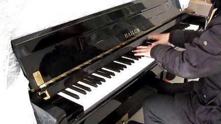 秋日私语 钢琴