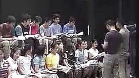 高一音乐优质课展示《合唱——摇篮曲》(2)