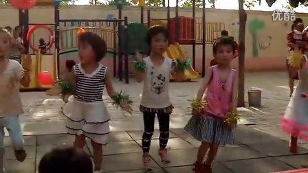 沙窝七彩幼儿园2011六一节目