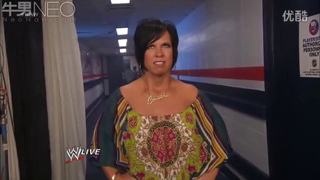WWE20120618 道夫·齐格勒 vs 杰克·斯瓦格