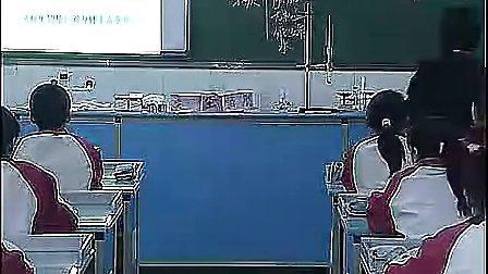 生物优质课《实验:营养物质的作用》杨露2010年江苏省初中生物优质课评