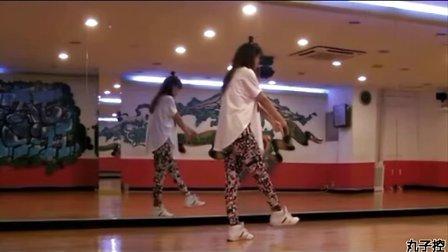 【丸子控】金宝英韩国镜面分解舞蹈教学合集
