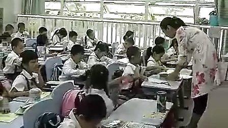 小学一年级美术优质课视频展示《哈哈哈变变变》视频课堂实录