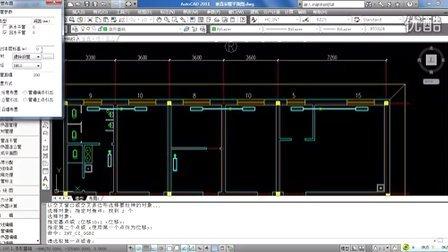 浩辰cad教程暖通2012之工业类采暖平面图设计 cad教程 cad下载