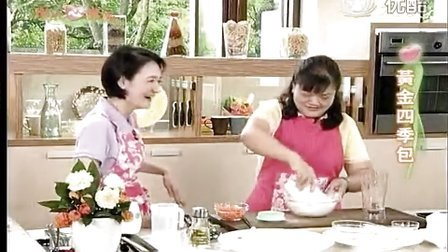 20120810《現代心素派》香積料理--黃金四季包 (新北淡水:李素卿師姊)