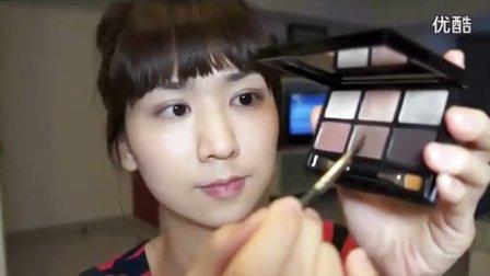 淡妆的正确步骤图解