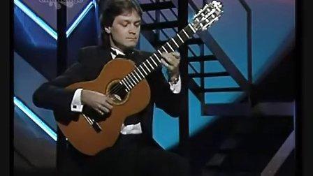 德 安捷罗斯 吉他曲 镜中的安娜 嘉宾演出 清晰