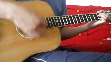 木吉他弹唱 谢天笑 冷血动物