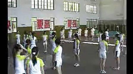 高二侧腾跃及拉丁舞四川雷贞宜(2) 新课程高中体育优质课评比暨观摩