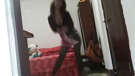 美女家中热舞自拍5