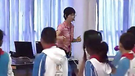 小学一年级体育优质课视频下册《小刺猬捡苹果》周老师_视频课堂实录