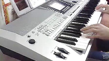 电子琴 红尘情歌 yamaha图片