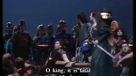 阿提拉 - 朱塞佩威尔第 - 第二幕阿提拉营地女高音xxAtlantianKnightxx