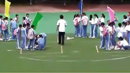 小学五年级体育优质课视频《耐久跑》_视频课堂实录