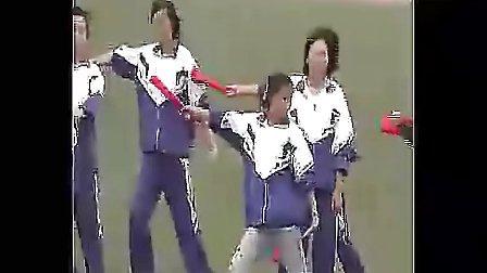 国家级高中体育优质课《52式太极功夫扇》视频课堂实录