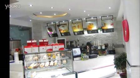 小型简蛋糕店设计装修实景拍摄