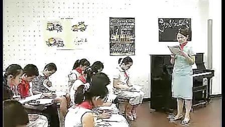 七年级音乐优质课展示上册《红岩魂》视频课堂实录
