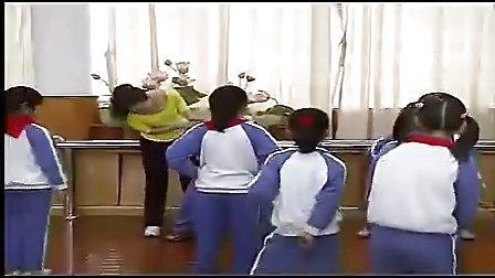 小学三年级体育优质课视频《健美操基本跳步》_视频课堂实录
