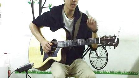 【靠谱小米】指弹吉他大师教学大全吉他,让指教程装机3视频图片